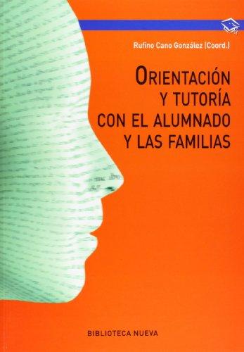 9788499405780: Orientación y tutoría con el alumnado y las familias