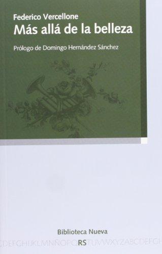 9788499406022: MAS ALLA DE LA BELLEZA (Spanish Edition)