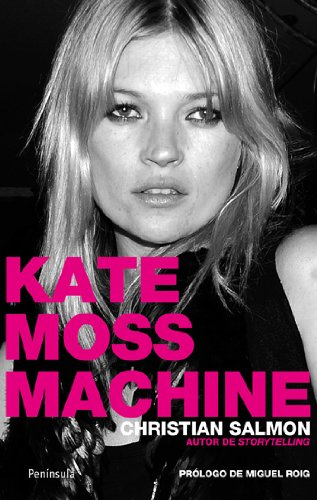 9788499420042: Kate Moss Machine