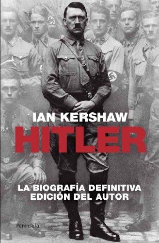 9788499420684: Hitler (Atalaya)