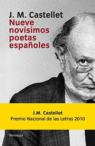 9788499420882: Nueve novísimos poetas españoles