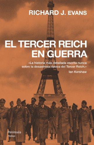 9788499420936: El Tercer Reich en guerra: (1939-1945) (ATALAYA)