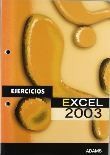 9788499439389: Excel 2003: ejercicios
