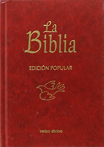 9788499451985: La biblia - edición popular (cartoné)