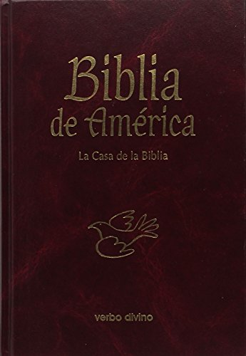 BIBLIA DE AMÉRICA - MANUAL LETRA NORMAL/MANUAL: LA CASA DE