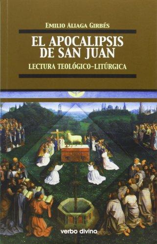 9788499459752: El Apocalipsis De San Juan. Lectura Teológico-Litúrgica (Teología)