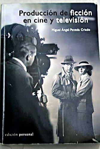 Producción de ficción en cine y televisión: Miguel Ángel Poveda