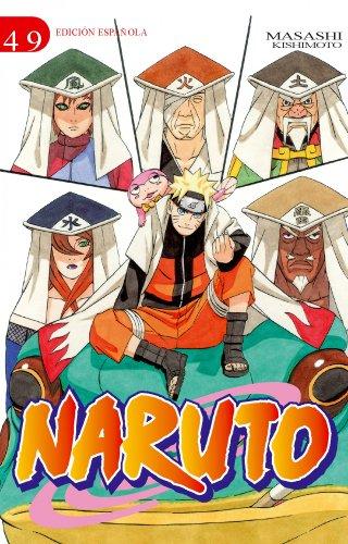 9788499471006: Naruto n� 49 (EDT) (Manga)