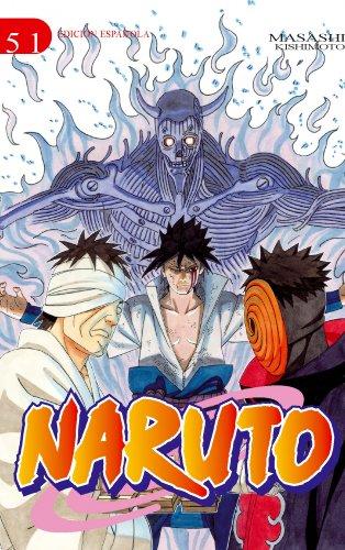 9788499471501: Naruto 51 (Shonen Manga) (Spanish Edition)