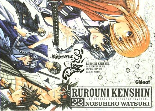 9788499471587: Rurouni Kenshin Integral 22 (Big Manga) (Spanish Edition)