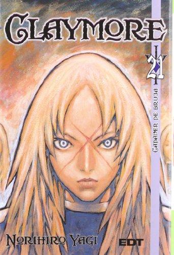 9788499471709: Claymore 21 (Shonen Manga) (Spanish Edition)