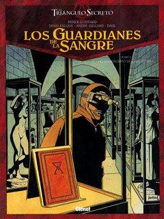 9788499471716: LOS GUARDIANES DE LA SANGRE 03.(EL TRIANGULO SECRETO)