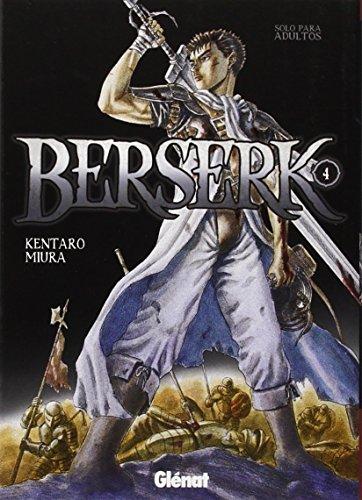 9788499473703: Berserk 4 (Seinen Manga) (Spanish Edition)