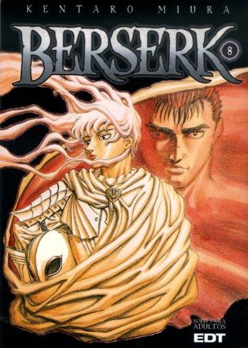 9788499473741: Berserk 8 (Seinen Manga) (Spanish Edition)
