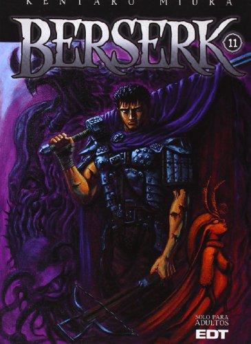 9788499473772: Berserk 11 (Seinen Manga) (Spanish Edition)
