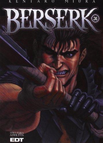 9788499473864: Berserk - Número 36 (Seinen Manga - Berserk)