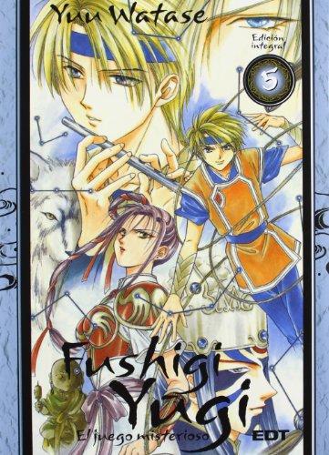 9788499474434: Fushigi Yugi, el juego misterioso Integral 5 (Big Manga)