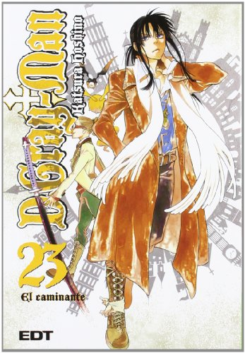 9788499474649: D.Gray-Man 23 (Shonen Manga)