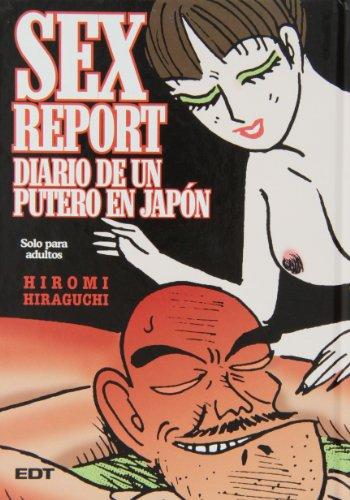9788499475011: SEX REPORT (CARTONÉ)