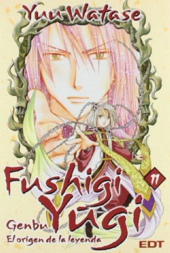 9788499475592: Fushigi Yûgi: Genbu 11: El origen de la leyenda (Shojo Manga)