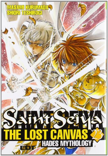 9788499475851: SAINT SEIYA LOST CANVAS HADES MYTHOLOGY N 23