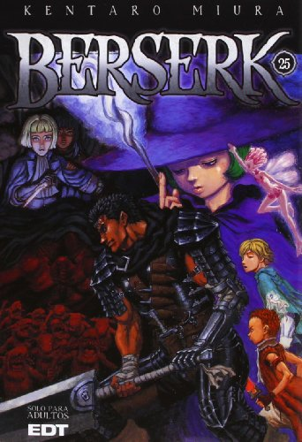 9788499476551: Berserk - Número 25 (Seinen Manga)