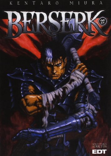 9788499476575: Berserk - Número 27 (Seinen Manga)