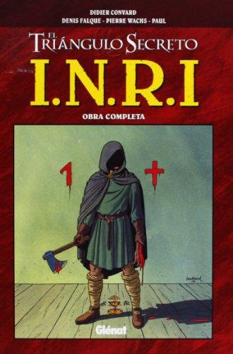 9788499476988: Pack: I.N.R.I. + La Capa Púrpura (Pack Edt (glenat))