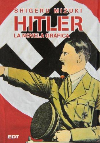9788499477541: Hitler. La Novela Gráfica (Seinen Manga)