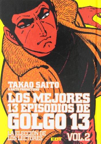 9788499477732: Mejores 13 Episodios De Golgo 13 - Volumen 2 (Seinen Manga (glenat))