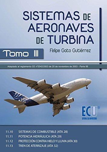 9788499480121: Sistemas de aeronaves de turbina III: 3
