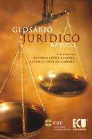 9788499481180: Glosario jurídico básico