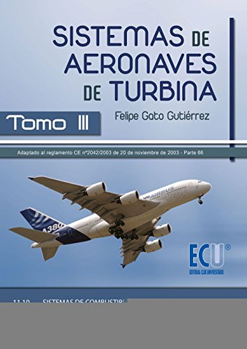 9788499483870: Sistemas de aeronaves de turbina III: 3