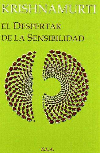9788499500133: DESPERTAR DE LA SENSIBILIDAD, EL