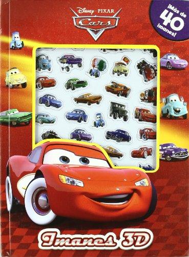 9788499510804: Cars Disney/Pixar. Imanes 3D
