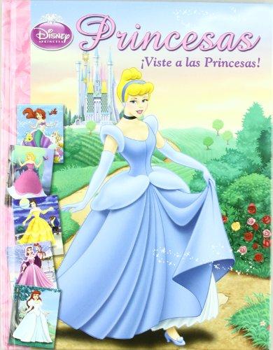 9788499510873: Princesas - ¡viste a las princesas! (novela) (Viste (disney))