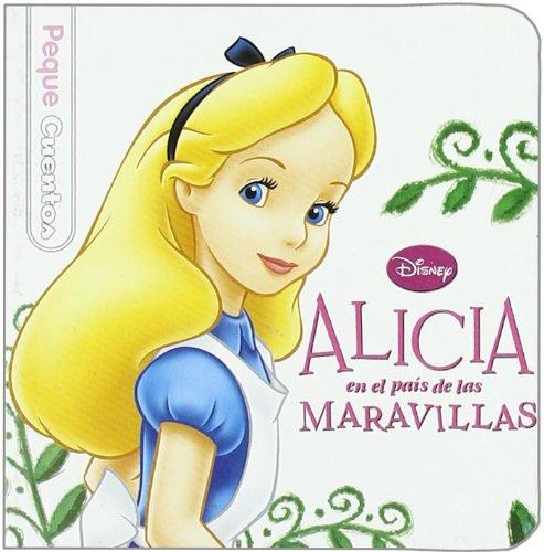 9788499511061: PEQUECUENTOS ALICIA PAIS DE LAS MARAVILLAS