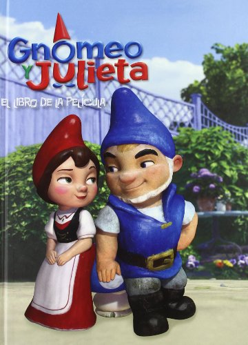 LIBRO GNOMEO JULIETA PELICULA: VV AA