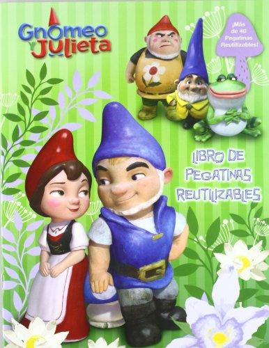 9788499511221: Gnomeo y julieta (pegatinas)