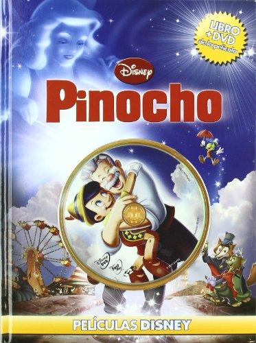 9788499511825: Pinocho (libro + DVD) (Peliculas Disney)