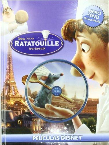 9788499511832: Ratatouille (+DVD) (Peliculas Disney)