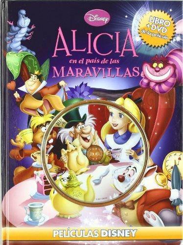 9788499511887: Alicia en el país de las maravillas (+ DVD) (Alicia En Pais Maravillas)