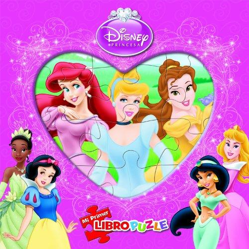 9788499511986: Princesas Disney. Mi primer libropuzzle