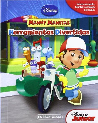 9788499512808: Manny manitas - herramientas divertidas (Manny Manitas (l.Disney))