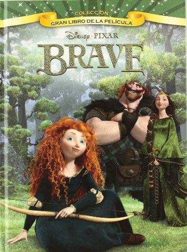 9788499512921: Brave. Gran libro de la película
