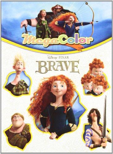 9788499512945: Brave - Megacolor (Brave (disney Libros))