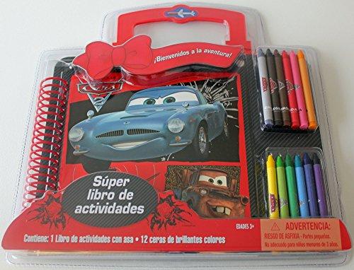 9788499513362: Cars 2. Superlibro actividades (Disney. Cars)