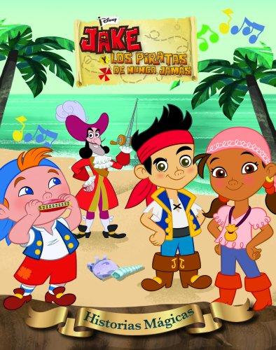 9788499513737: Jake y los piratas. Historias mágicas