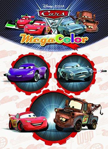 9788499513836: Cars 2. Megacolor (Disney. Cars)