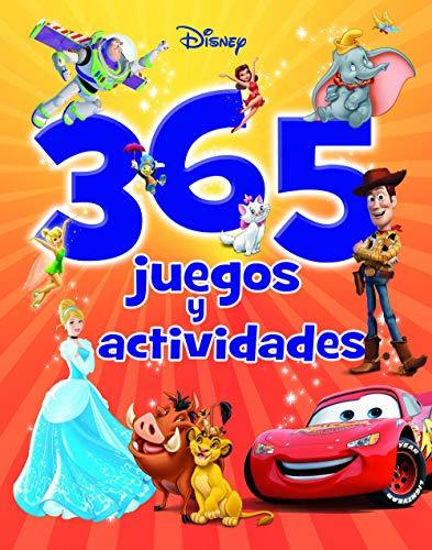 9788499513843: Disney. 365 juegos y actividades